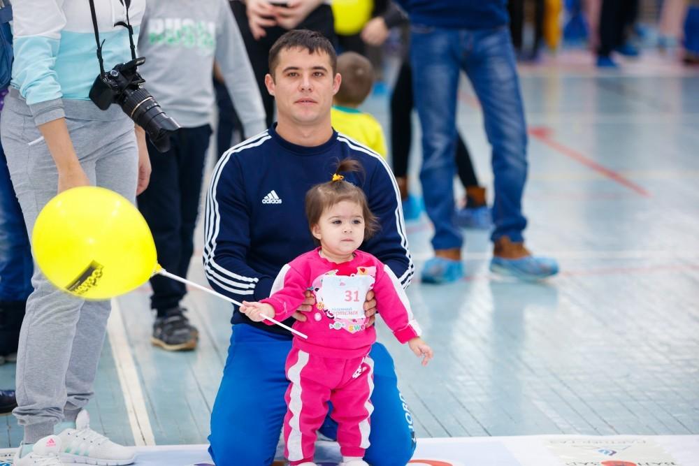 Фото Маленький спортсмен